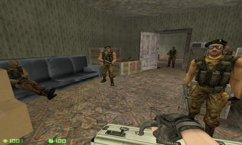 Counter-Strike: Condition Zero. Обзор